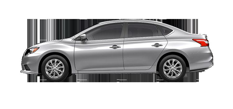 2018 Nissan Sentra SV 4D Sedan