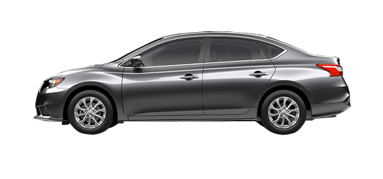 2018 Nissan Sentra Xtronic CVT SV