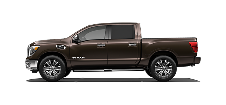 2018 Nissan Titan Crew Cab