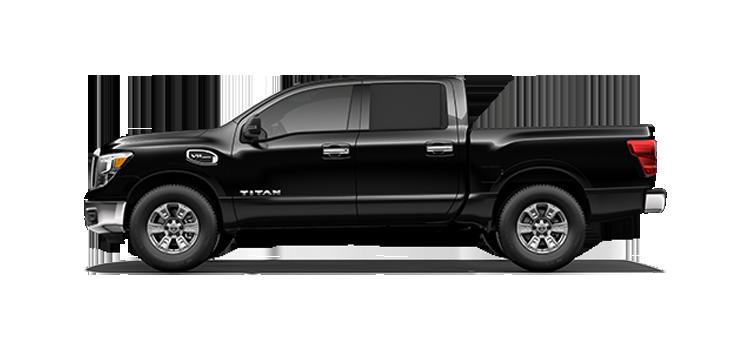 2018 Nissan Titan Crew Cab SV 4 Door RWD Pickup Automatic