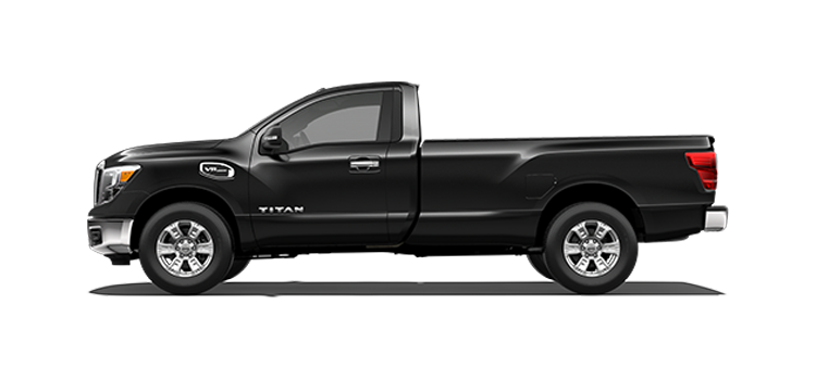 2018 Nissan Titan Single Cab
