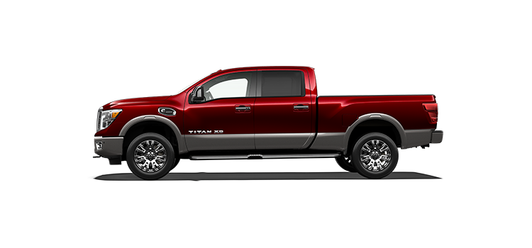 Utility Meets Luxury In The 2018 Nissan Titan XD Crew Cab Diesel Platinum  Reserve RWD 4 Door Pickup