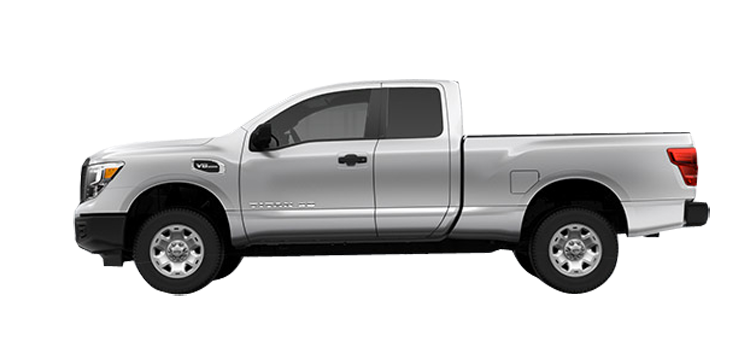 2018 nissan titan xd king cab at courtesy nissan the king of kings the 2018 nissan titan xd. Black Bedroom Furniture Sets. Home Design Ideas