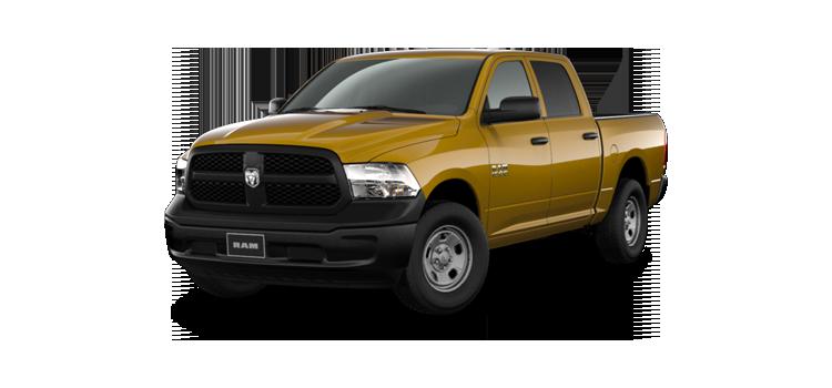 2018 Ram 1500 Ram Crew Cab 4x4