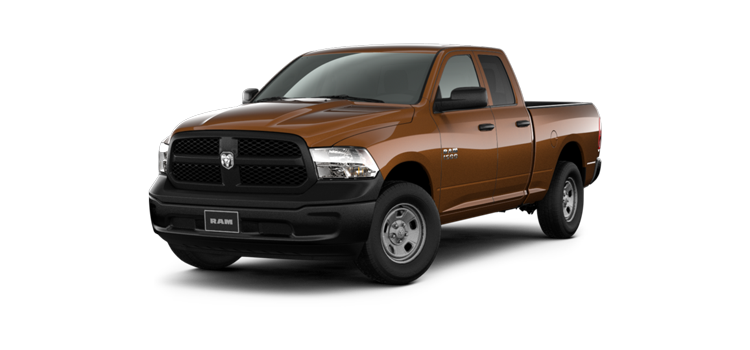 2018 Ram 1500 Ram Quad Cab 4x2