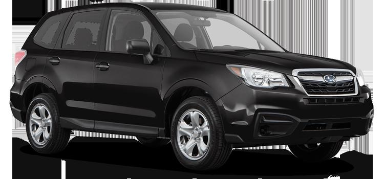 2018 Subaru Forester 2 5i 4-Door AWD SUV StandardEquipment