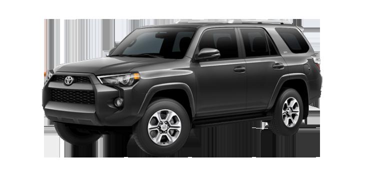 2018 Toyota 4Runner 4.0L V6 SR5 Premium