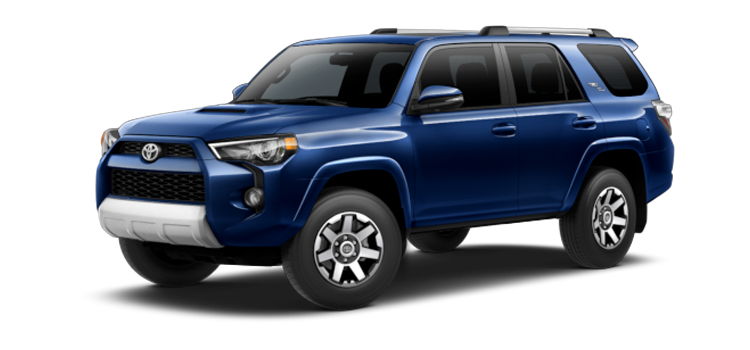 2018 Toyota 4runner 4 0l V6 Trd Off Road Premium 4 Door 4wd Suv Colorsoptionsbuild