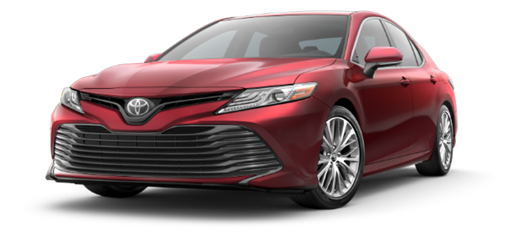 2018 Toyota Camry 2.5L  XLE