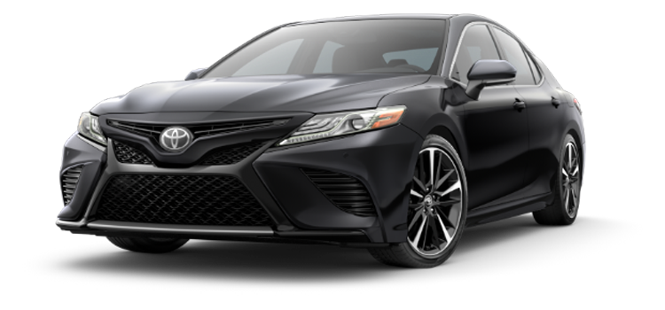 2018 toyota camry at bob howard toyota the 2018 toyota camry. Black Bedroom Furniture Sets. Home Design Ideas