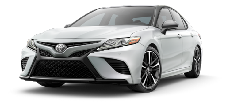 2018 toyota camry 3 5l v6 xse 4 door fwd sedan colorsoptionsbuild. Black Bedroom Furniture Sets. Home Design Ideas