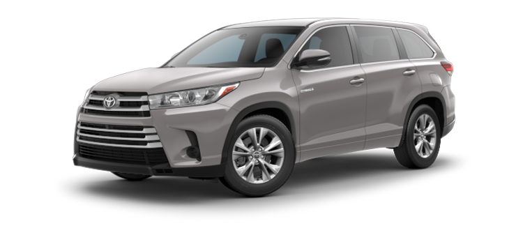 2018 toyota highlander hybrid at don joseph toyota the bold and efficient 2018 toyota. Black Bedroom Furniture Sets. Home Design Ideas