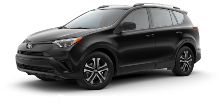 2018 Toyota RAV4 LE 4D Sport Utility