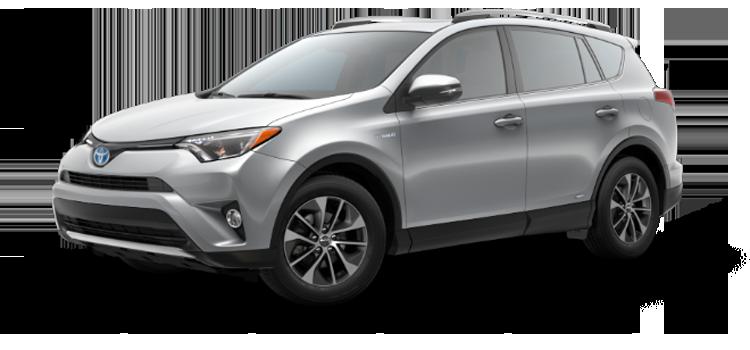 2018 Toyota RAV4 Hybrid XLE 4D Sport Utility