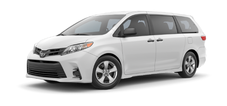 2018 toyota sienna at sterling mccall toyota load up the. Black Bedroom Furniture Sets. Home Design Ideas
