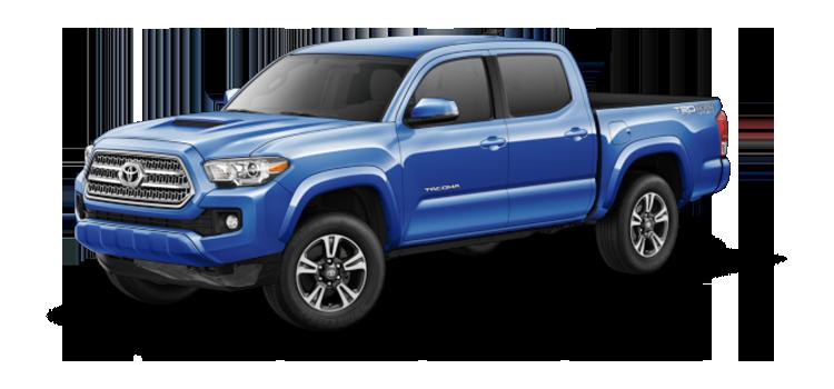 2018 Toyota Tacoma Double Cab Double Cab Manual Trd Sport 4 Door 4wd Pickup Colorsoptionsbuild