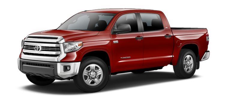 2018 Toyota Tundra Crew Max 4x4