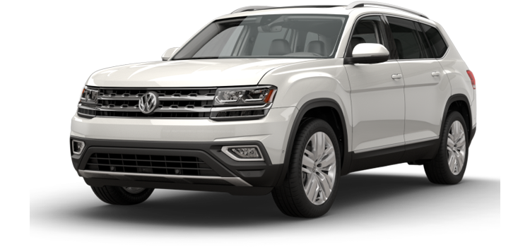 New 2018 Volkswagen Atlas Suv Mercedes Benz Of Beverly Hills