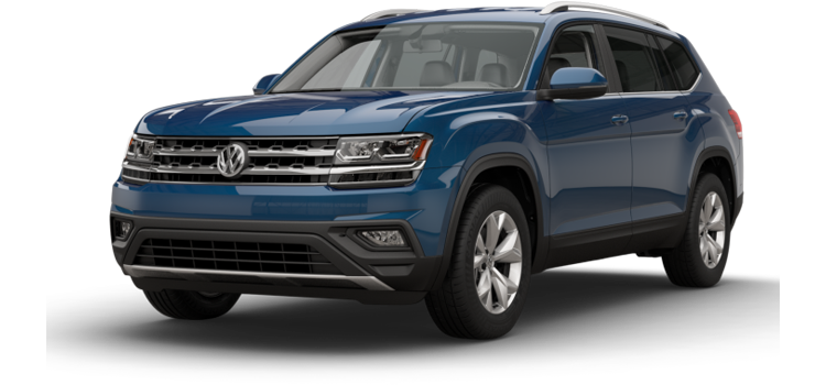 2018 Volkswagen Atlas 3.6L V6 SE w/Technology 4D Sport Utility