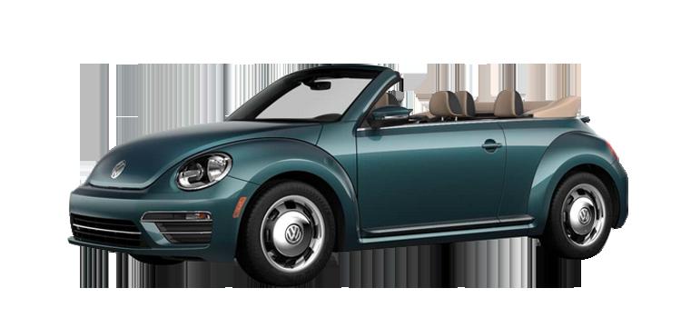2018 Volkswagen Beetle Convertible 2.0T Coast 2-Door FWD Convertible