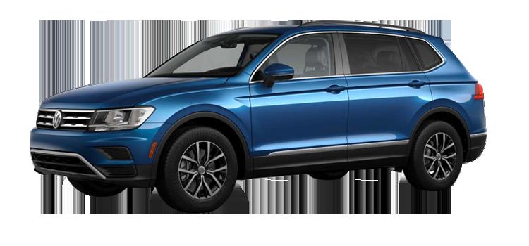 2018 Volkswagen Tiguan 2.0T SE FWD