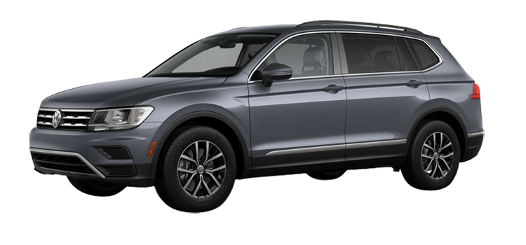 2018 Volkswagen Tiguan 2.0T SE 4D Sport Utility