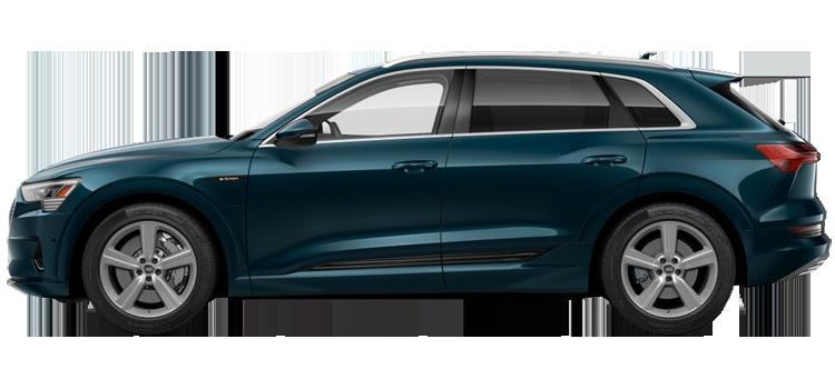2019 Audi e-tron Premium Plus 4D Sport Utility