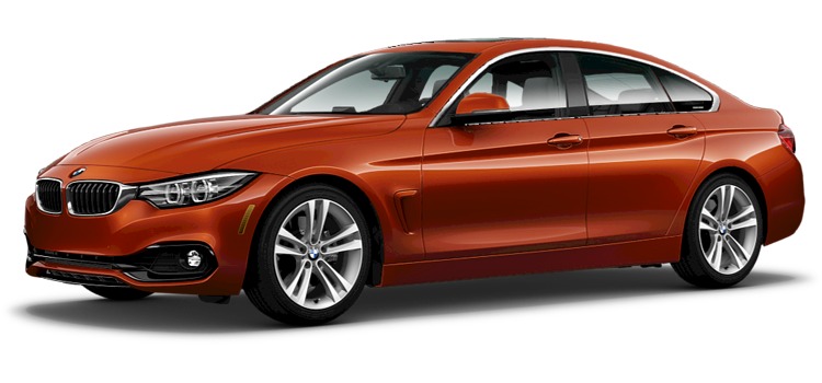2019 BMW 4 Series Gran Coupe