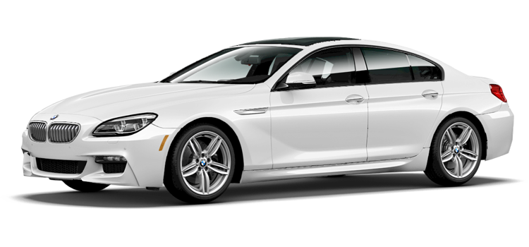 2019 BMW 6 Series Gran Coupe