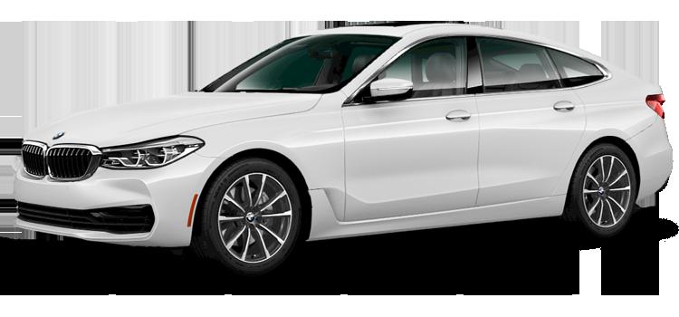 2019 BMW 6 Series Gran Turismo