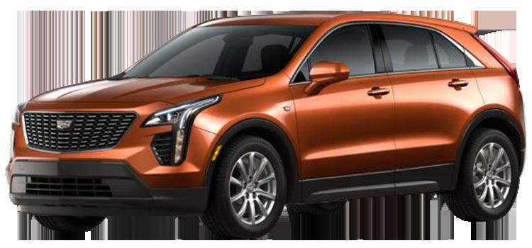 New 2019 Cadillac XT4 Luxury 1SB - VIN: 1GYAZAR45KF203319