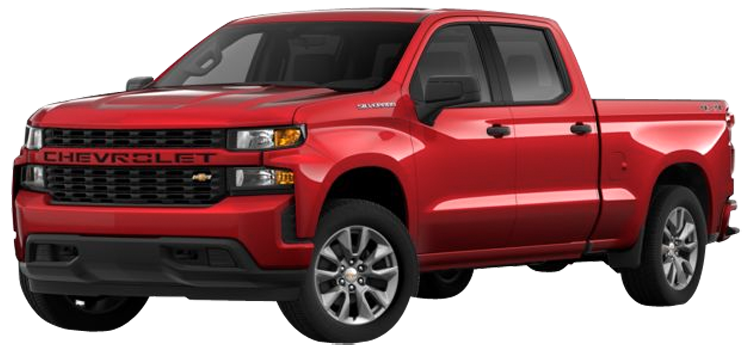 2019 Chevrolet Silverado 1500 Crew Cab at DeMontrond Auto Group
