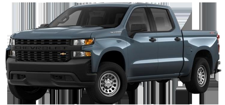 2019 Chevrolet Silverado 1500 Crew Cab