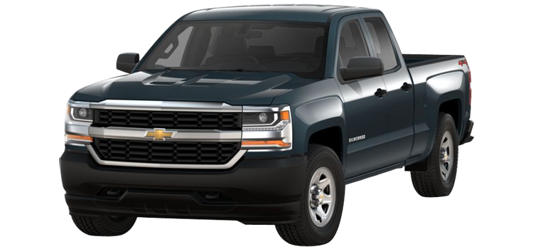 2019 Chevrolet Silverado 1500 Limited Double Cab