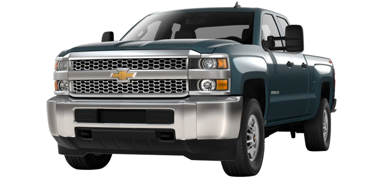 2019 Chevrolet Silverado 2500HD Double Cab