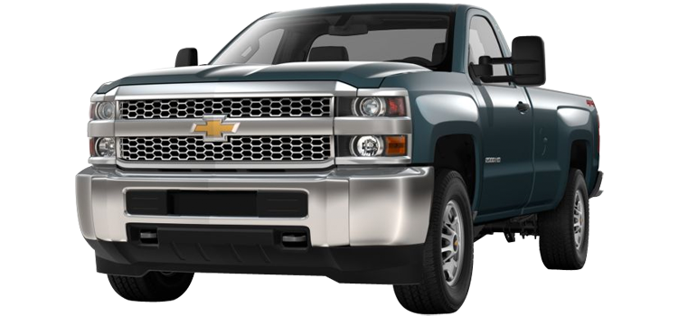 2019 Chevrolet Silverado 2500HD Regular Cab