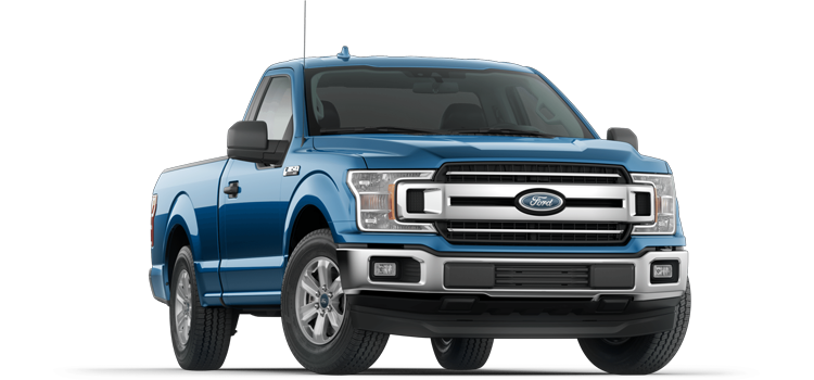 2019 Ford F-150 Regular Cab 6.5
