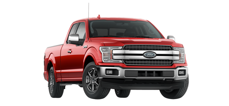 2019 Ford F-150 SuperCab 6.5