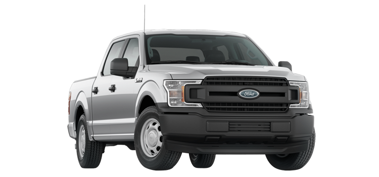 2019 Ford F-150 SuperCrew 5.5