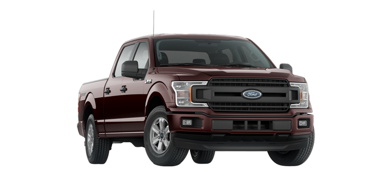 Manor Ford - 2019 Ford F-150 SuperCrew 6.5