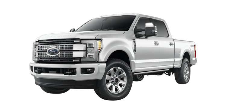 2019 Ford Super Duty F-250 Crew Cab 6.75