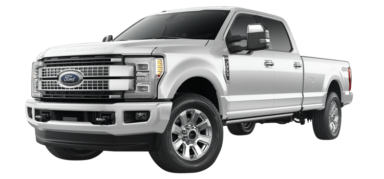 2019 Ford Super Duty F-250 Crew Cab