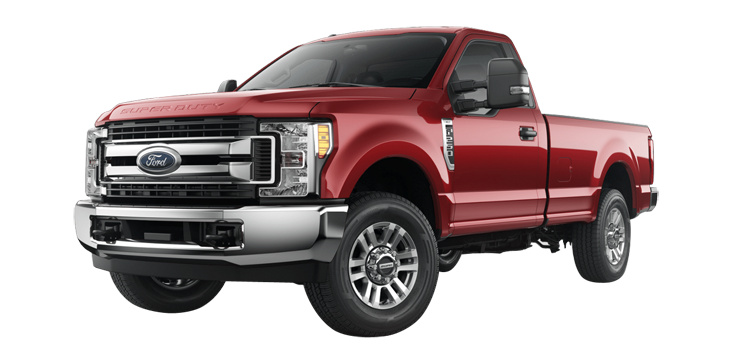 2019 Ford Super Duty F-250 Regular Cab
