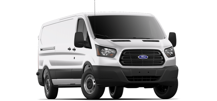 Georgetown Ford - 2019 Ford Transit Van Sliding Pass. 148 WB 150 Low Roof
