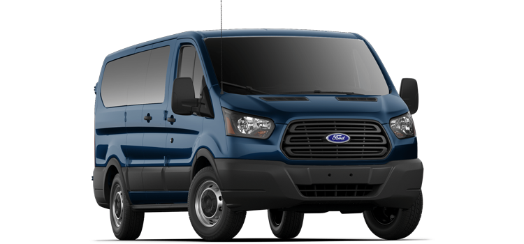 Manor Ford - 2019 Ford Transit Wagon Low Roof, 60/40 Pass. 130 WB 150 XL