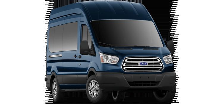 Buda Ford - 2019 Ford Transit Wagon High Roof, Sliding Pass. 148 WB 350 XLT