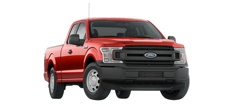 2019 Ford F-150 SuperCab