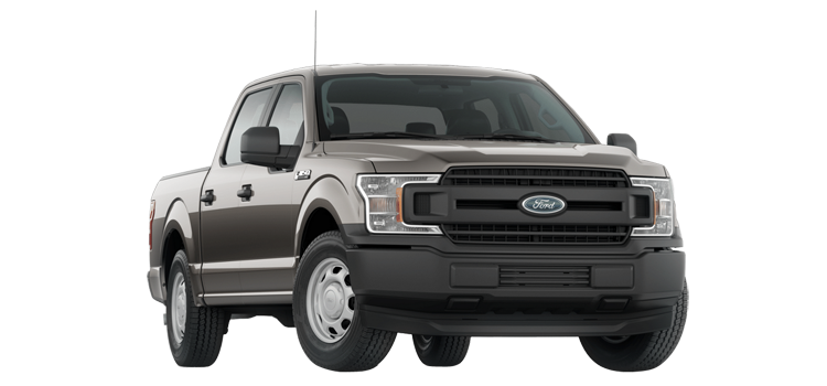 New 2019 Ford F-150 SuperCrew 5.5' Box XL