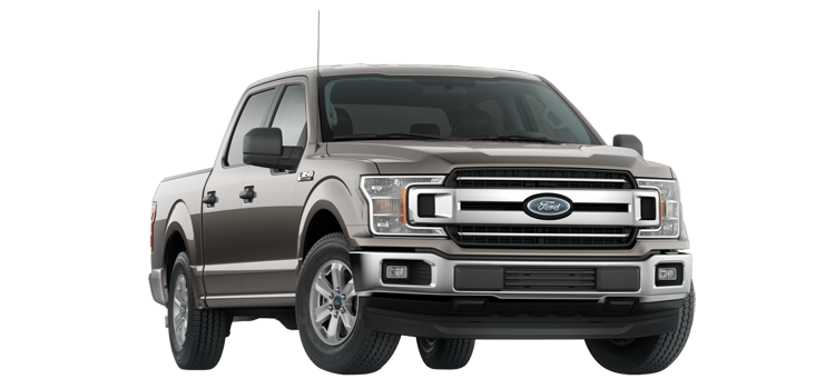 2019 Ford F-150 SuperCrew 5.5' Box XLT