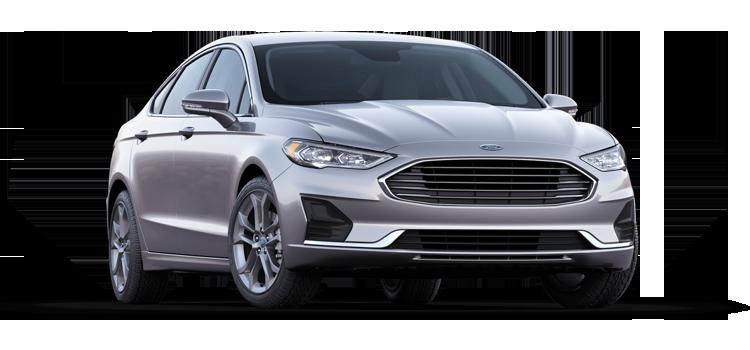 2019 Ford Fusion SEL 4D Sedan